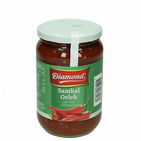 Diamond Sambal Oelek 750g