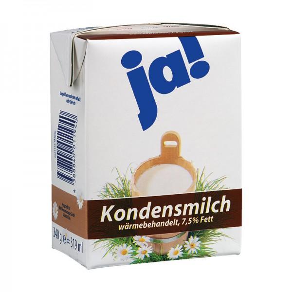 Kondensmilch 7,5% 340g