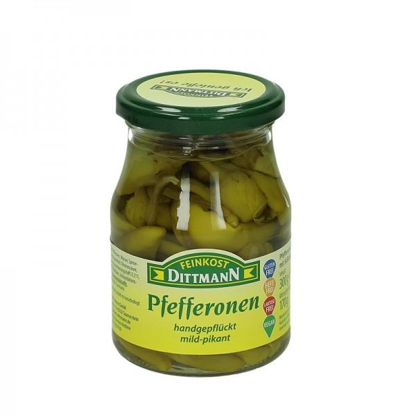 Dittmann Pfefferonen mild-pikant 300g