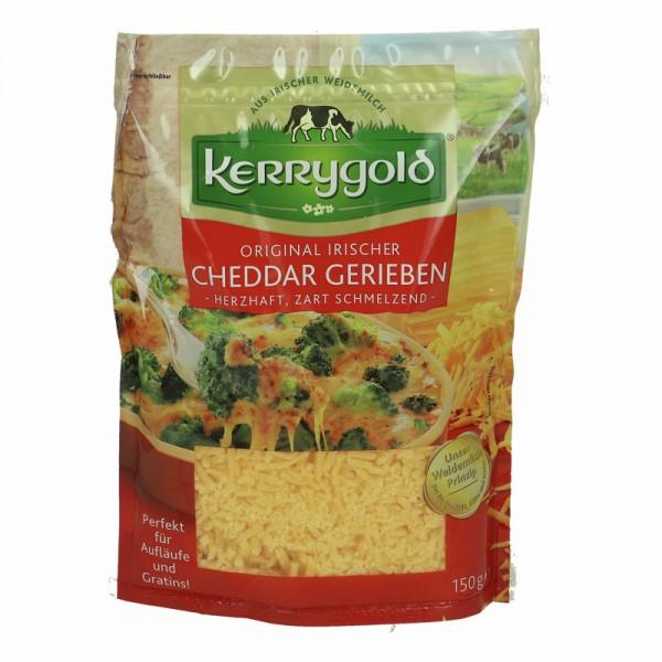 Kerrygold Original Irischer Cheddar gerieben 150g