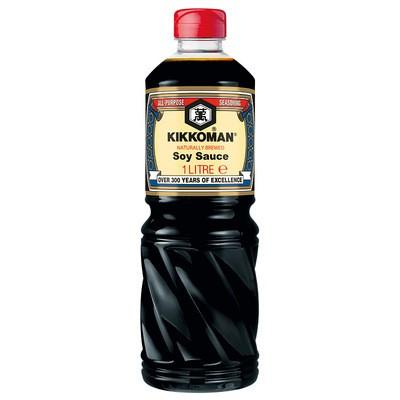Kikkoman Soja-Sauce 1L