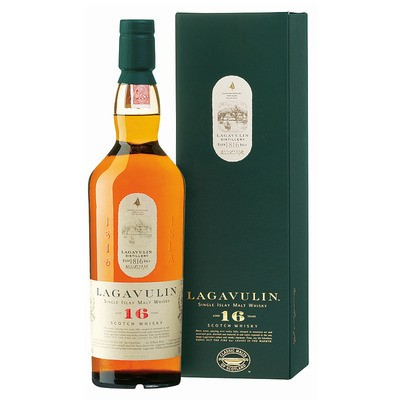 Lagavulin Whisky Single Malt Scotch 16 years 43% 0,7L