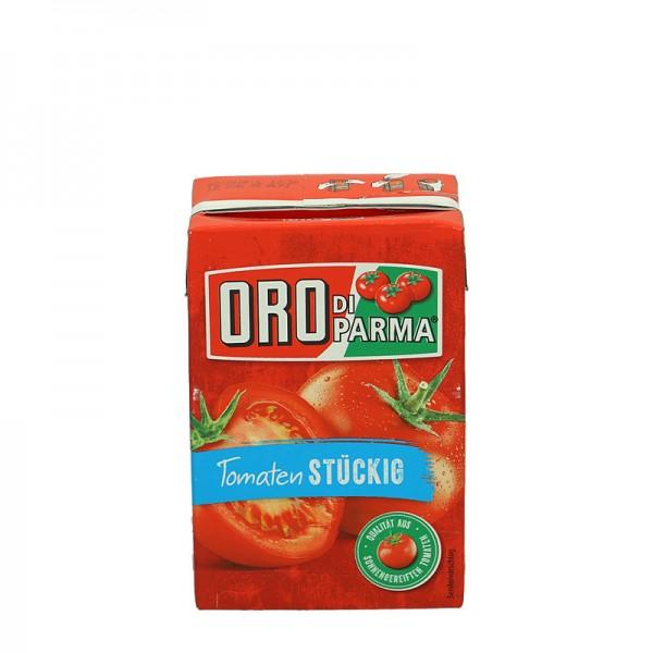 Oro di Parma Tomaten Stückig 400g