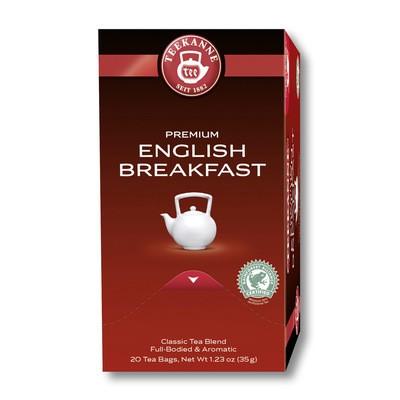 Teekanne Premium English Breakfast 20x1,75g