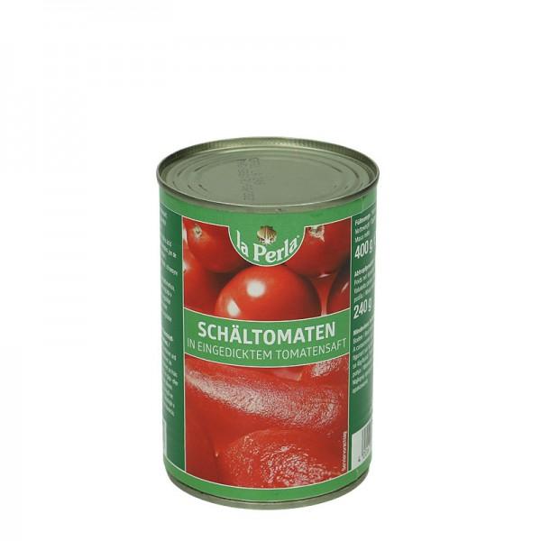 La Perla Schältomaten, 425 ml