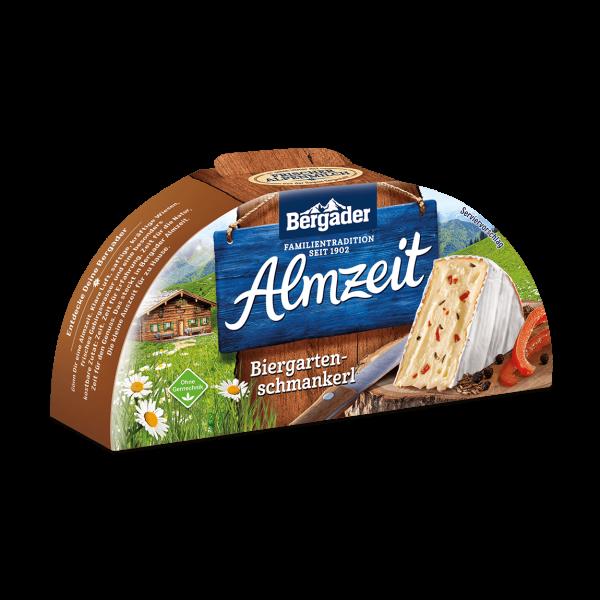 Bergader Almzeit Biergarten Schmankerl 175g