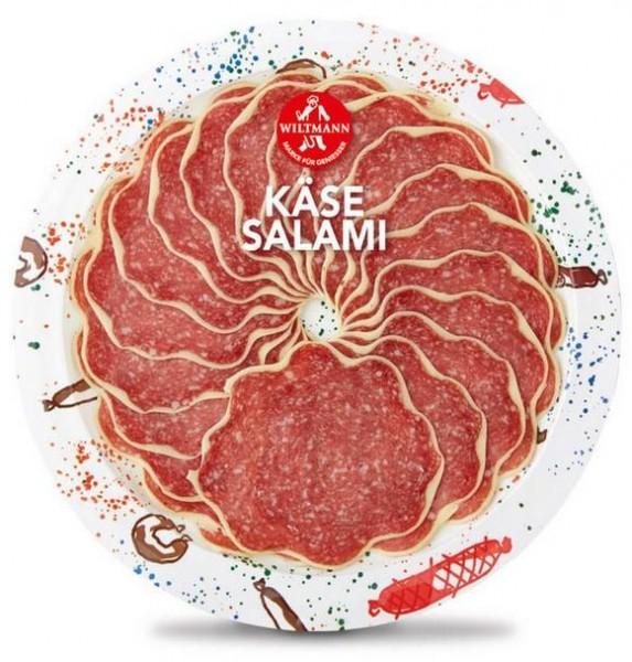 Wiltmann Salami mit Käse 80g