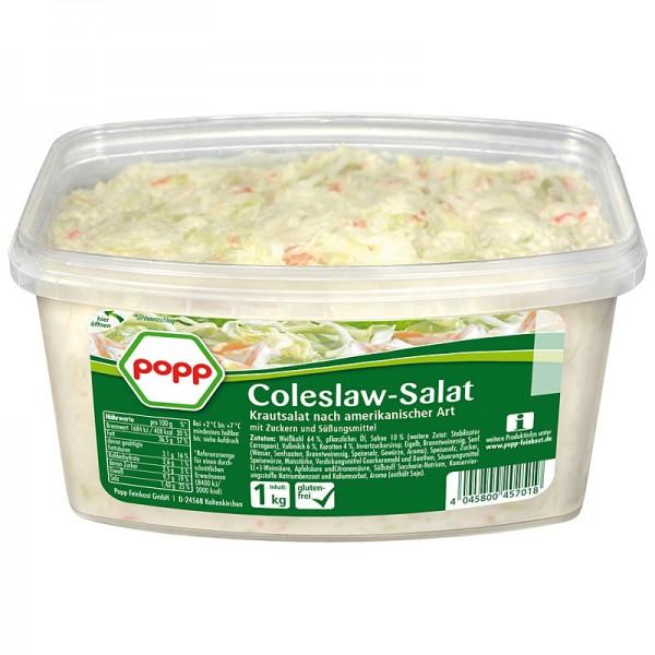 Popp Coleslaw Salat XL 1kg