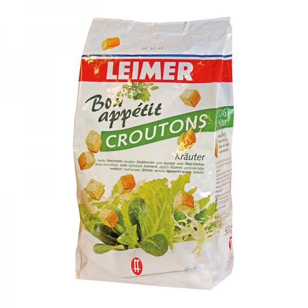 Leimer Bon appétit Croutons Kräuter 500g