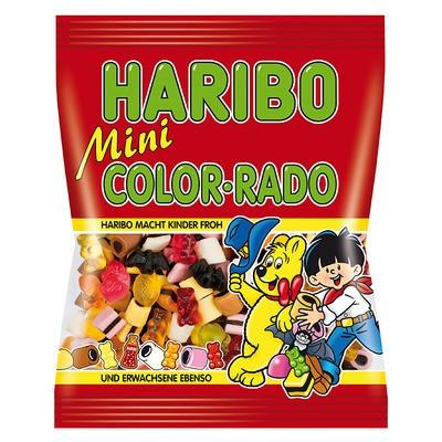 Haribo Mini Color-Rado 175g