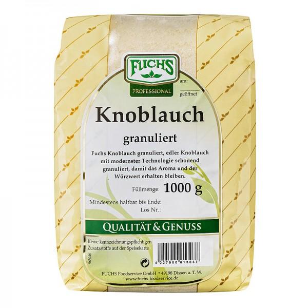 FUCHS Knoblauch granuliert 1kg