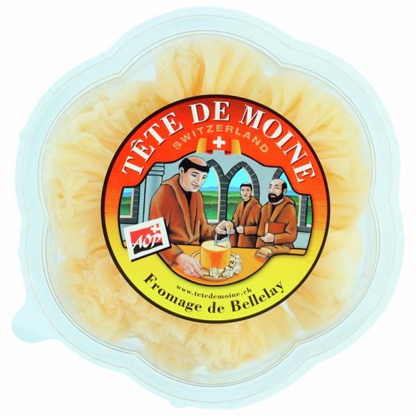 Tête de Moine Fromage de Bellelay 100g