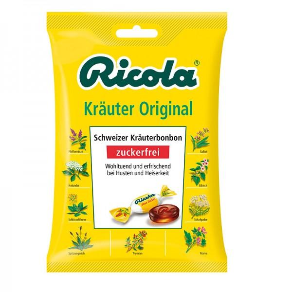 Ricola Schweizer Kräuterbonbons 75g
