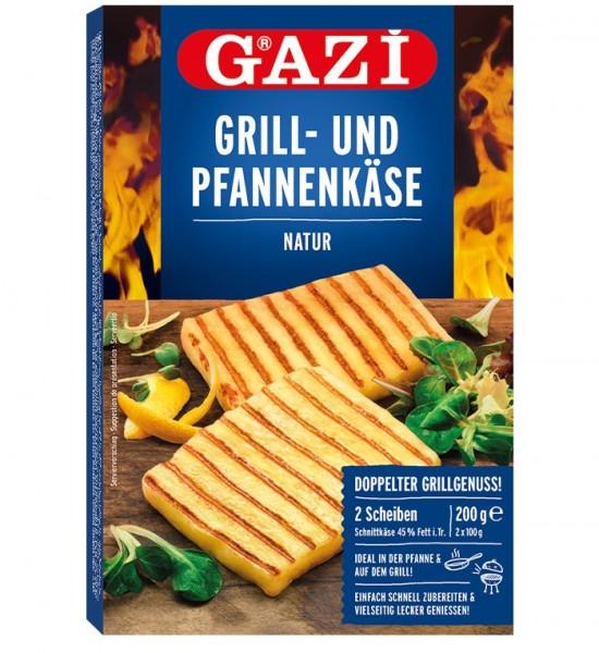 GAZI Grill- und Pfannenkäse Natur 200g
