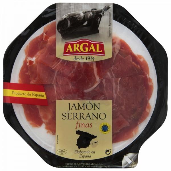ARGAL Jamon Serrano Schinken 90g