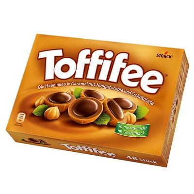 Toffifee Maxi Pack, 48 Stück, 400g