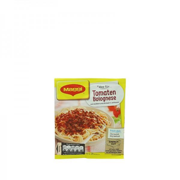 Maggi Tomaten Bolognese 50g