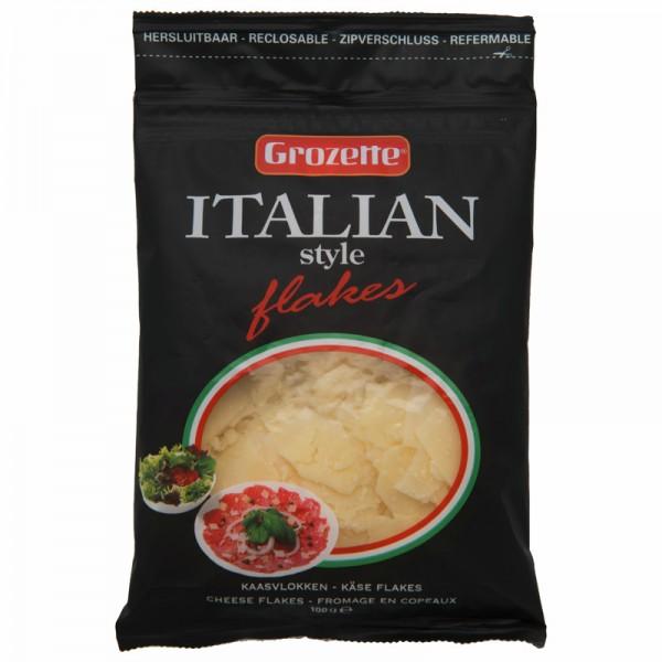 Grozette Italienischer Hartkäse Flakes 100g