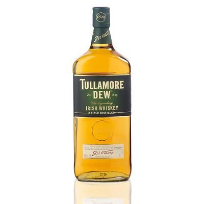 Tullamore D.E.W. Irish Whiskey 40% 1L
