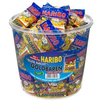 Haribo Goldbären minis 100St 1kg
