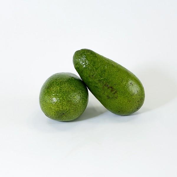 Frische Avocado Grün Angereift 1St