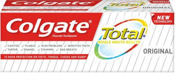 Colgate Total Zahncreme Original, 75ml
