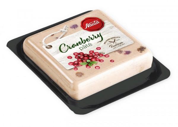 Nauta Cranberry Pâte Leberpastete 80g
