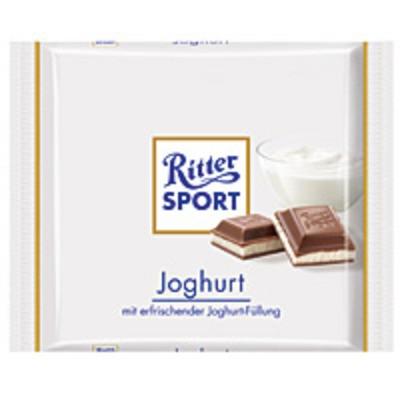 Ritter Sport Joghurt 5 Stück x 100g