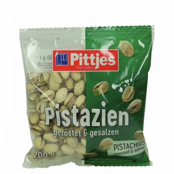 Pittjes Pistazien 200g