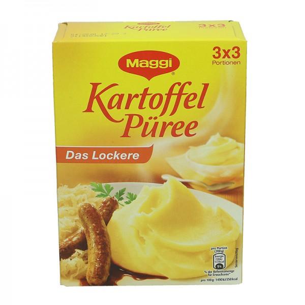 Maggi Kartoffel Püree Das Lockere 240g