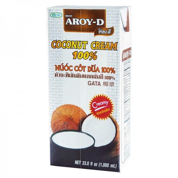 AROY-D Kokosnuss Creme 1L