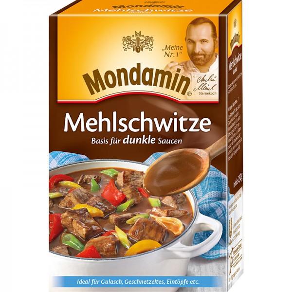 Mondamin Mehlschwitze Basis für dunkle Saucen 250g