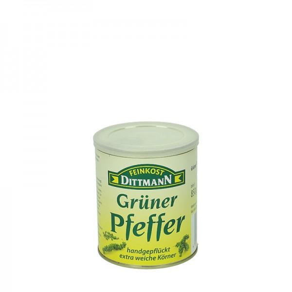 Dittmann Grüner Pfeffer 500g