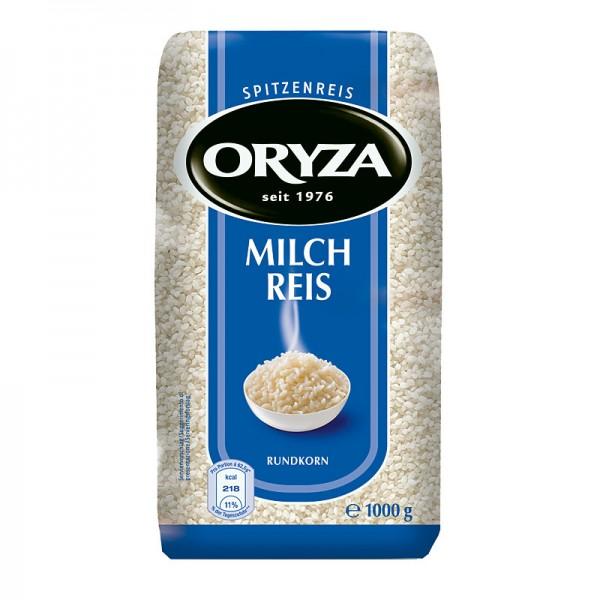 Oryza Spitzenreis Milchreis rundkorn 1kg