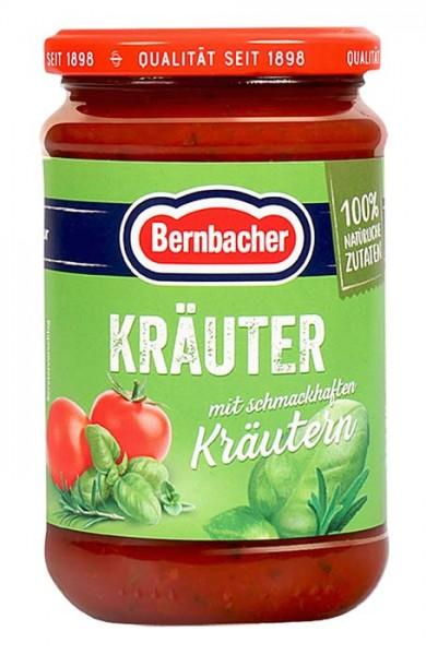 Bernbacher Pasta Sauce Kräuter 400g