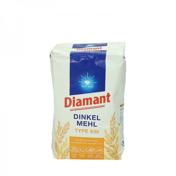 Diamant Dinkel Mehl Type 630 1kg