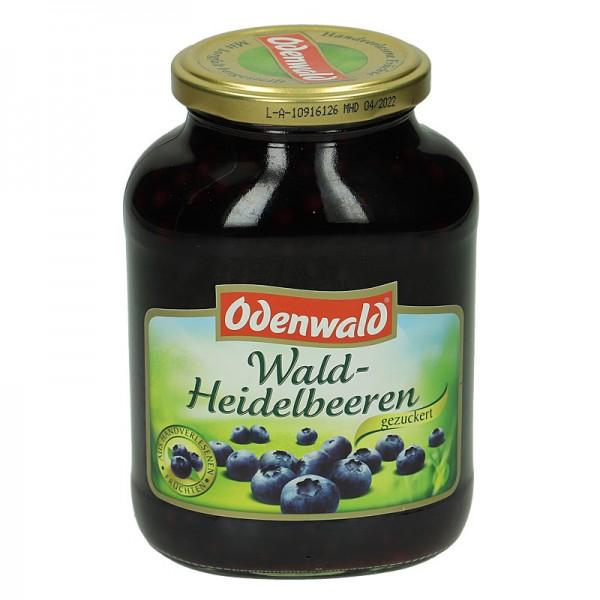 Odenwald Wald-Heidelbeeren 540g
