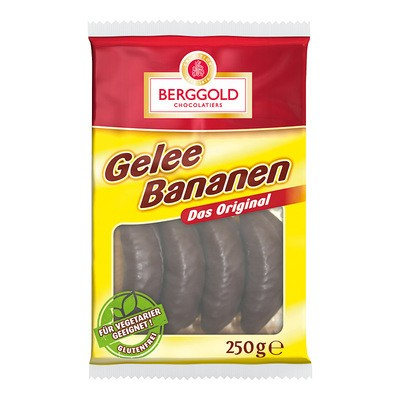 Schoko-Gelee-Banane 250g