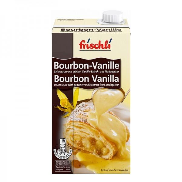 frischli Bourbon Vanille Soße 1L