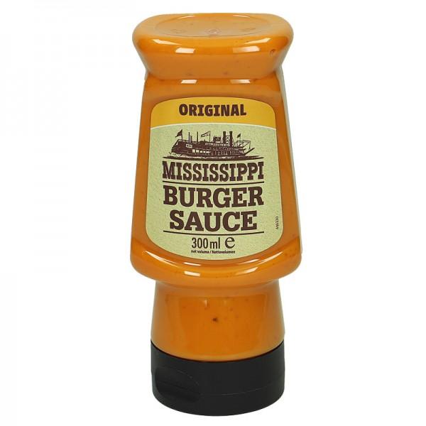 Mississippi Burger Sauce Original 300ml