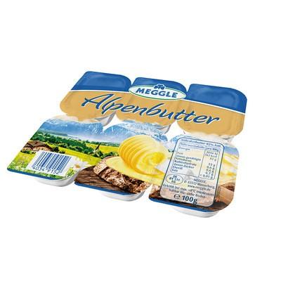 Meggle Alpenbutter Butter 100g