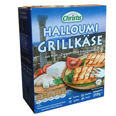 Christis Halloumi Grillkäse 43% 250g