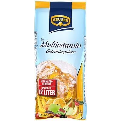 Krüger Getränkepulver Typ Multivitamin 1kg
