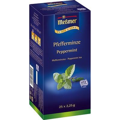 Meßmer Pfefferminze Profiline Exklusiv 25x2,25g