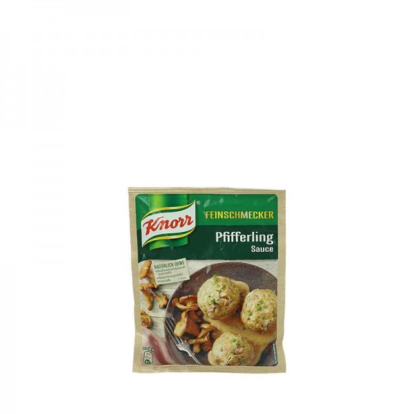 Knorr Pfifferlingsauce für 250ml