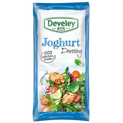 Develey Salatliebe Joghurt-Dressing 75ml