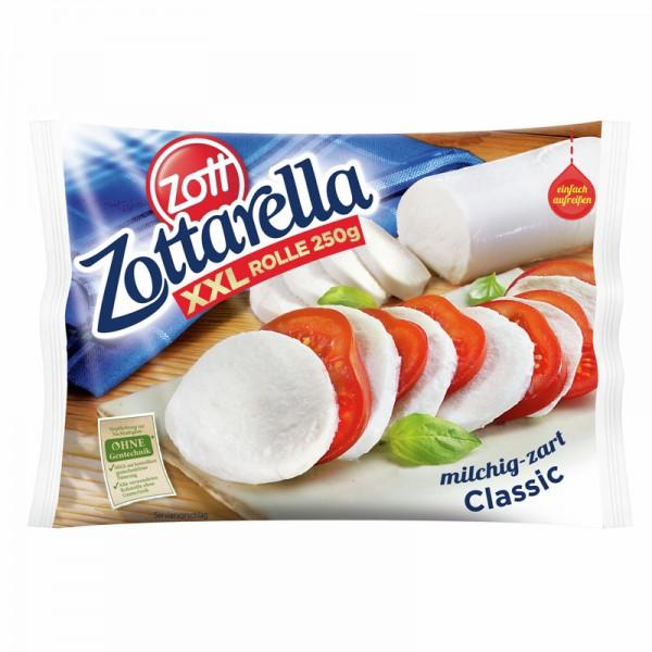 Zottarella Rolle Classic XXL milchig-zart 45% 250g
