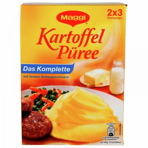 Maggi Kartoffel Püree Das Komplette 200g