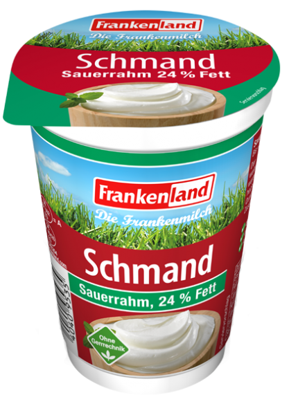 FrankenLand Schmand 24% 200g