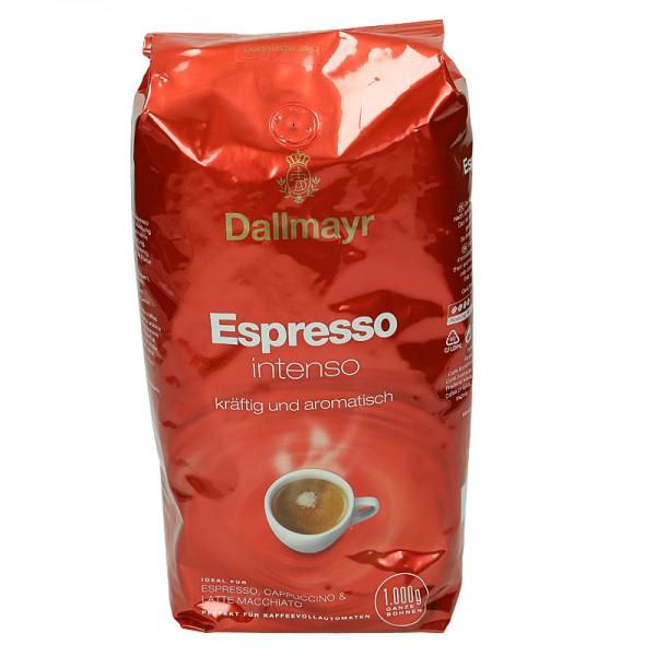 Dallmayr Espresso ganze Bohnen 1kg